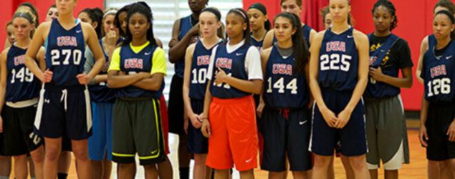 USA U16 Trials